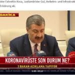 Corona ~ Türkei macht dicht!